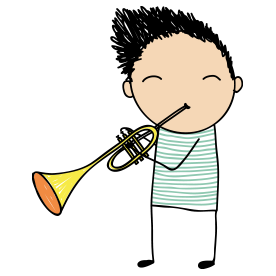 Brass instrument tuition in London
