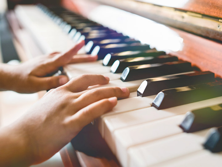 Piano lessons in Wanstead, London E11