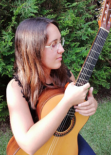 Bárbara Matos - Classical Guitar Teacher