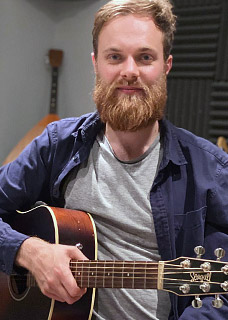Matthew Hill - Guitar Teacher